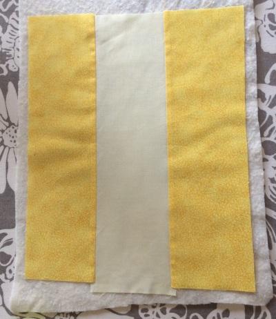 Sunny circles fabric