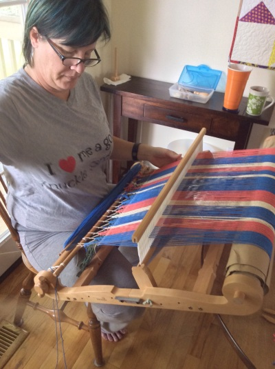 Weaving placemats