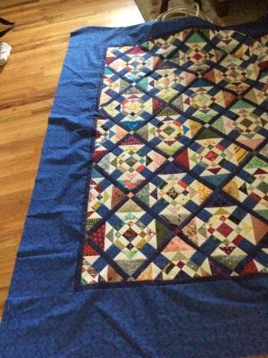 Scrapitude quilt borders