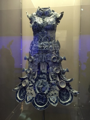 Broken China dress