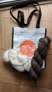 New York yarn purchase