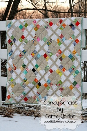 A's quilt choices