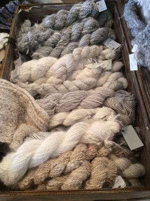OFFF yarn and fiber