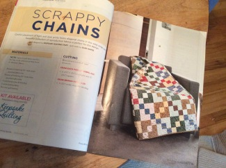 Scrappy Chains pattern