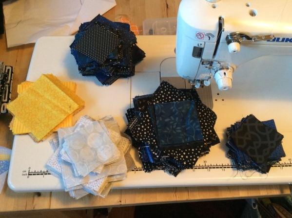 Scrapitude quilt squares