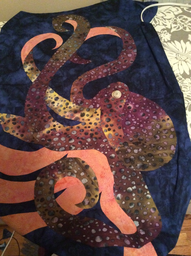 Octopus for Hailey